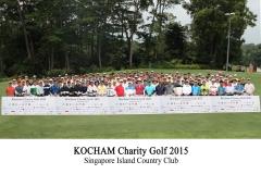 KOCHAM Charity Golf 2015