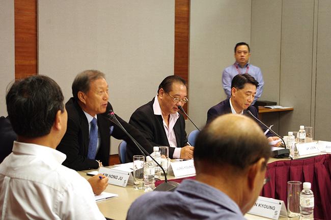 KOCHAM & SMF(Singapore Manufacturing Federation) Networking Session