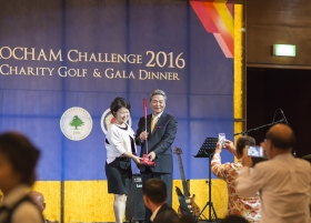 40 Prize-Lady Winner