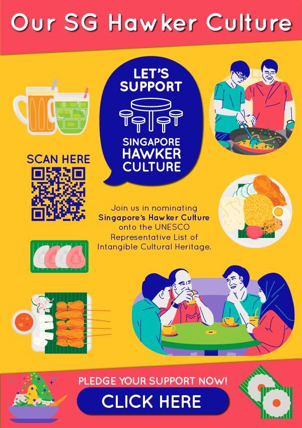 UNESCO HERITAGE – S'PORE HAWKER CULTURE