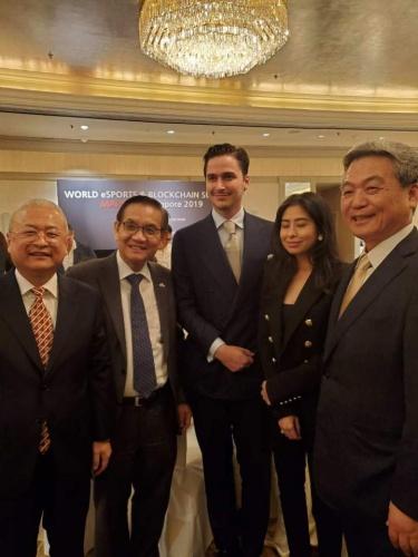 '월드e스포츠 & 블록체인서밋 마블스 싱가포르 2019' 대성황리에 마쳐