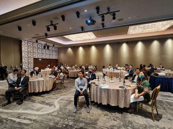 싱가포르 한국상공회의소, '영 프로페셔널 세미나' 개최