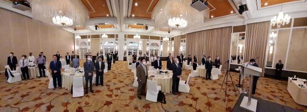 싱가포르한국상공회의소, 2021 정기총회 개최